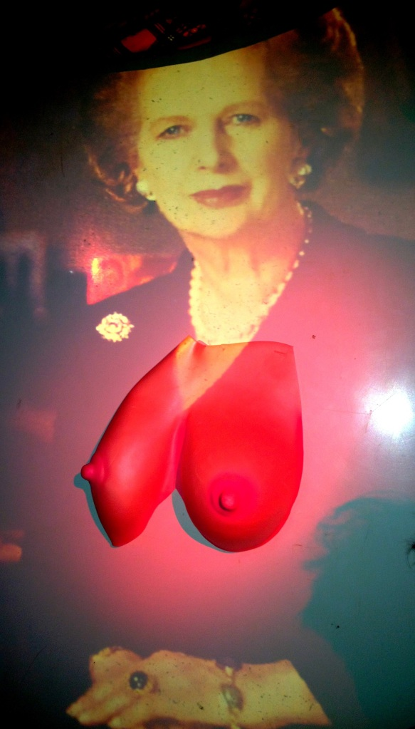 Maggie's Tits