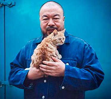 Ai WeiWei (hero) by Matthew Niederhauser
