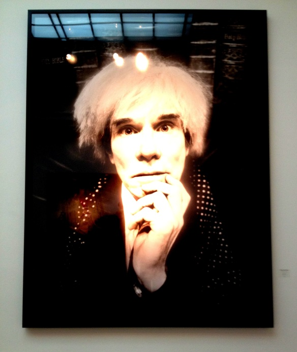 The final Warhol portrait