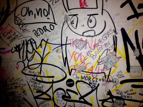 Wall tag