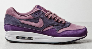 Nike Air Max 1 Purple Suede