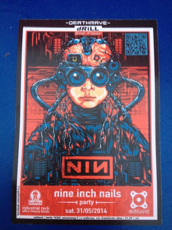 NIN - Liked it even if it was just the artwork