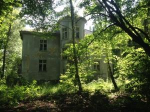 Krampnitz - Nazi / Russian Military town