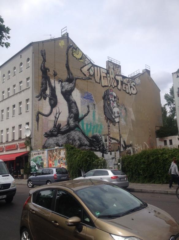 The iconic Kreuzberg piece of 2011