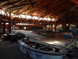 Blub skate park