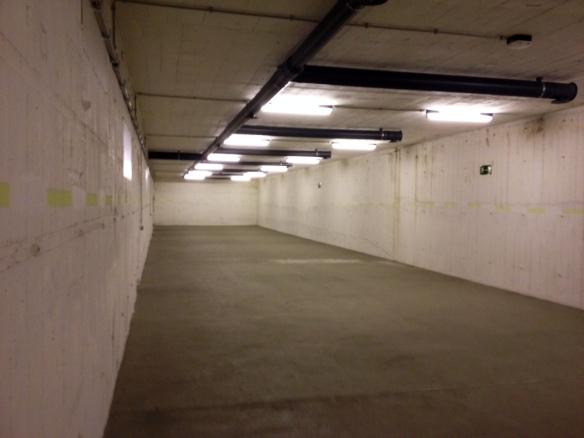 Bunker room