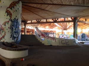 Skate channels