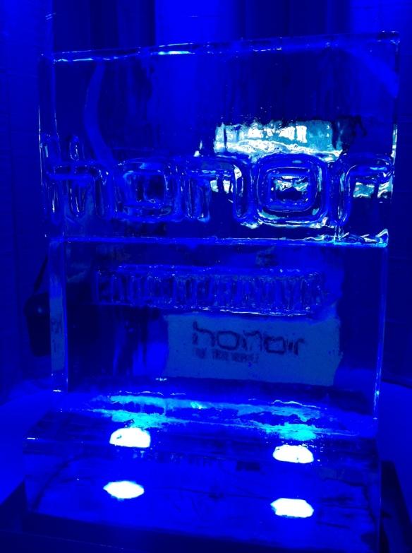 Ice launch Honor