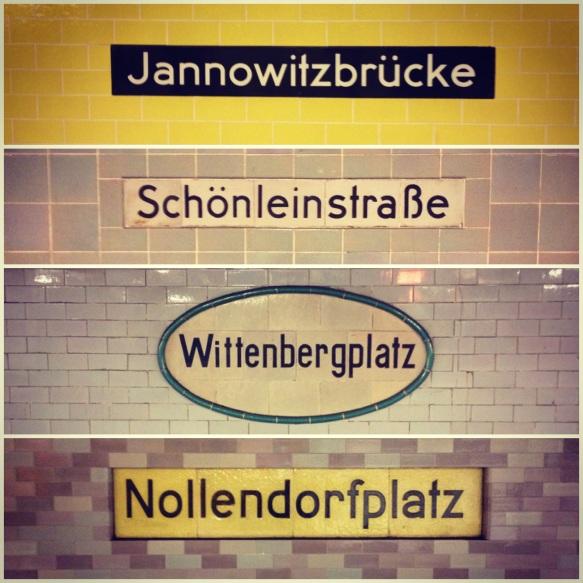 BLN U-Bahn